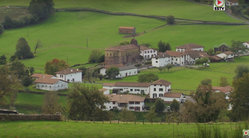 Pays Basque: Bidarray le bon village - Bretagne Télé