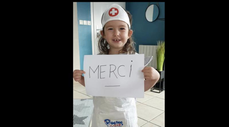 Erdeven: L'Ecole chante pour les Soignants - TV Quiberon 24/7