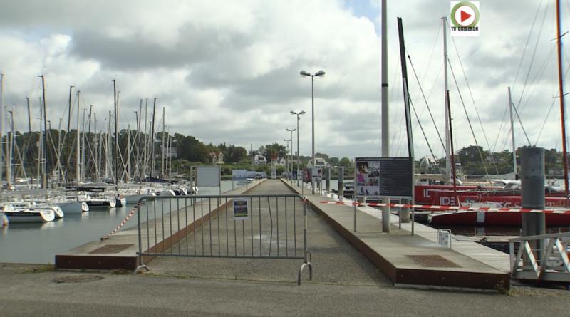 La Trinite-sur-mer a l'heure du covid-19 - Bretagne Télé