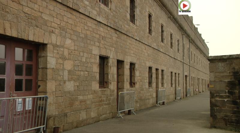 Fort de Penthievre 3eme RIMA - TV Quiberon 24/7