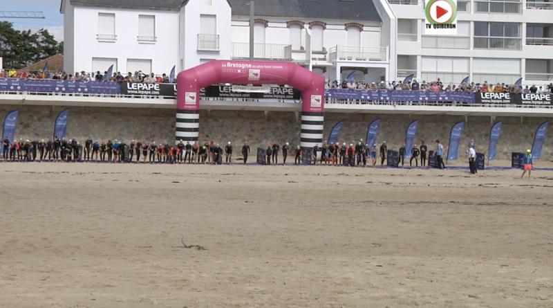 Thriathlon XS jeunes 2020 - TV Quiberon 24/7
