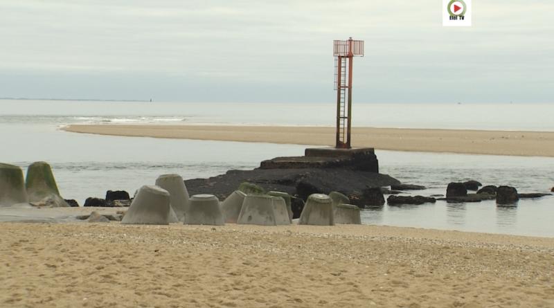 Etel | La Barre d'Etel à marée basse - Etel TV