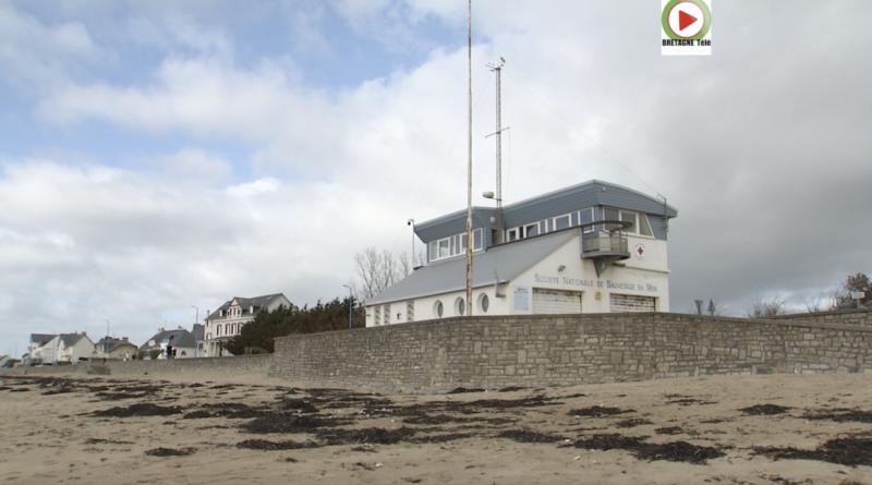 Damgan | La Grande Plage en Hiver - Bretagne Télé