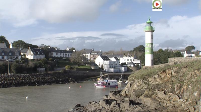 Doëlan | Le Port carte postale - Bretagne Télé