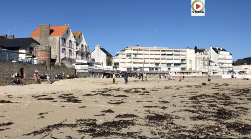 Quiberon | Respirer l'air marin en Vacances - TV Quiberon 24/7