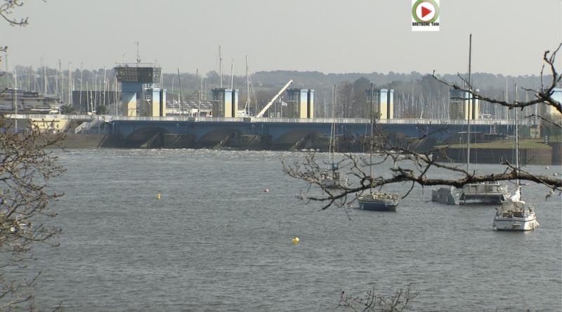 Arzal | Le Barrage et les Bateaux - Bretagne Télé
