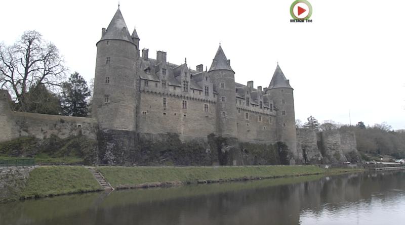 Josselin | Le Château en Hiver - Bretagne Télé