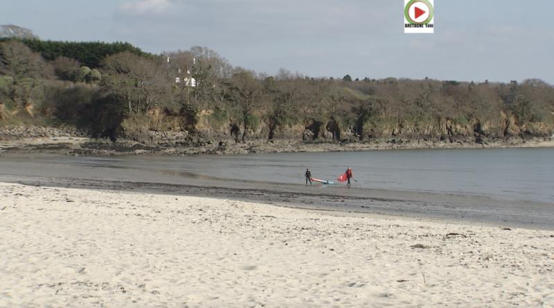 La Forêt-Fouesnant | La Plage de Kerleven - Bretagne Télé