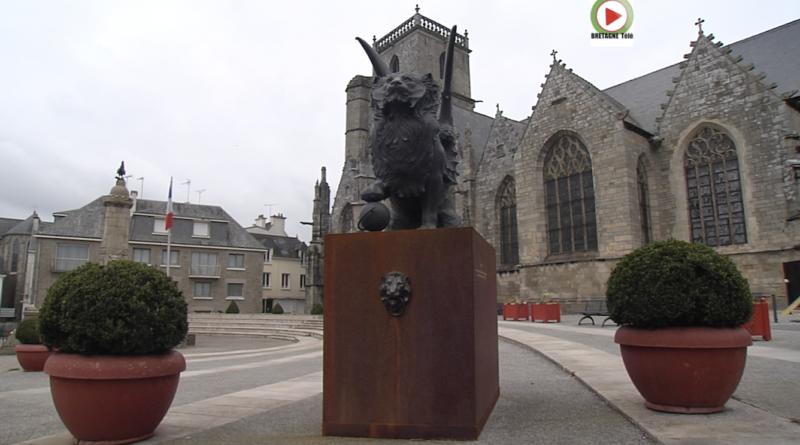 Ploërmel | Gloire au Lion ailé - Bretagne Télé