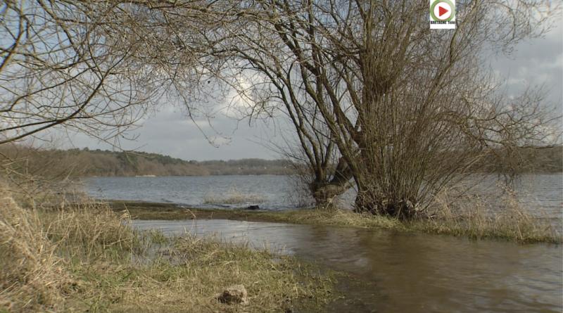 Ploërmel | Le Lac au Duc en Hiver - Bretagne Télé