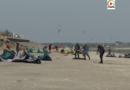 Penthièvre | Ultime session de kitesurf - TV Quiberon 24/7