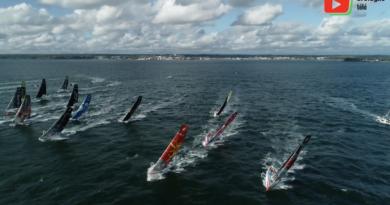 Concarneau | Départ transat en double - Bretagne Télé