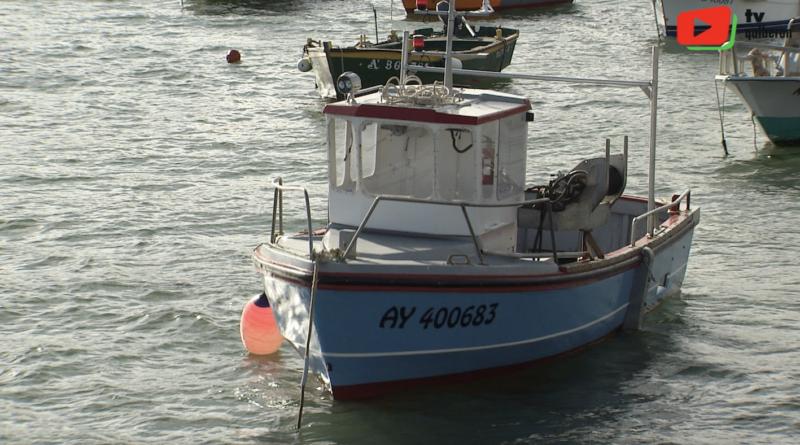 Portivy | Retour du bateau de Petit Jo - TV Quiberon 24/7
