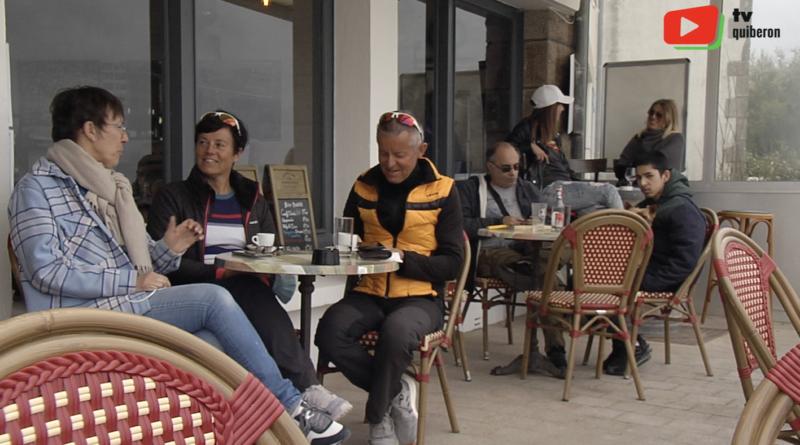 Saint-Pierre Quiberon | Portivy Respirer à l'Annexe Bar - TV Quiberon 24/7