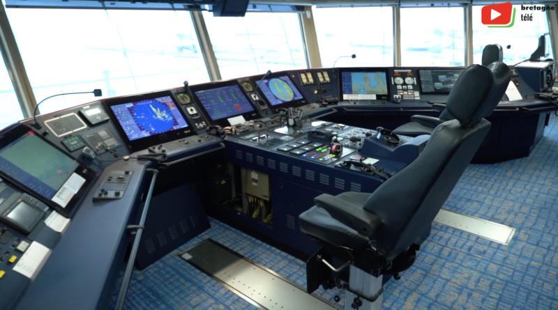 Cherbourg | Galicia ferry-croisiere Brittany Ferries - Normandie Bretagne Télé