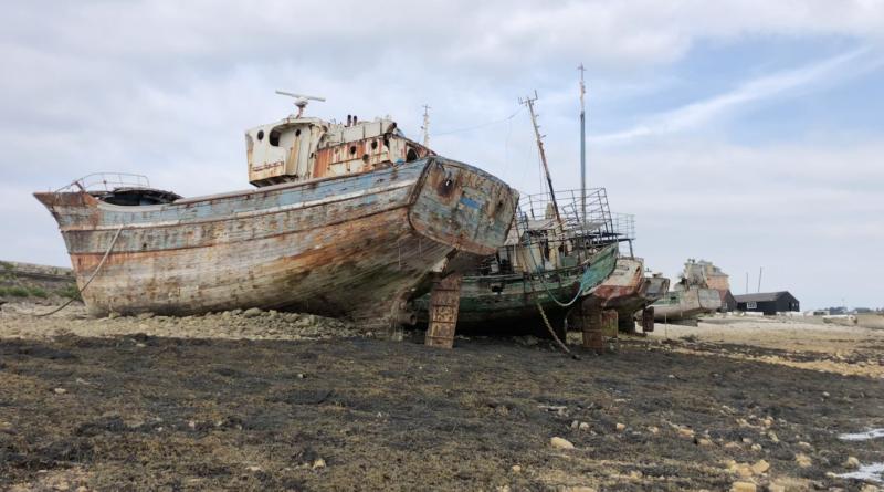 Camaret-sur-mer | Les épaves sublimes - Bretagne Télé