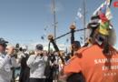 Quiberon | Tour de Bretagne à la Voile au son du Biniou - TV Quiberon 24/7