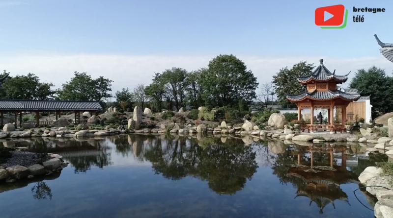 Saint-Jacut-les-Pins | Le Jardin Chinois du Tropical Parc - Bretagne Télé