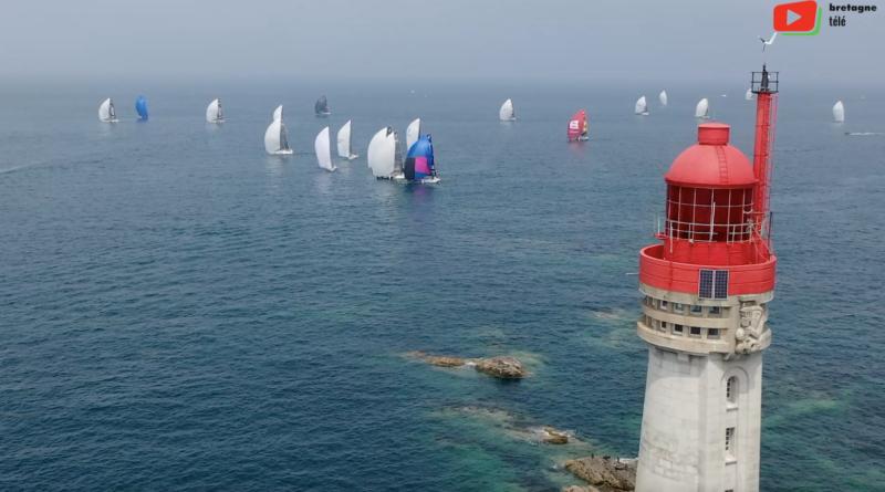 Saint-Malo | Prologue Tour de Bretagne Voile - Bretagne Télé