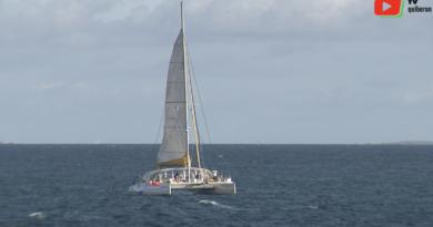 Quiberon | Un voilier ferry pour Belle-ile - TV Quiberon 24/7