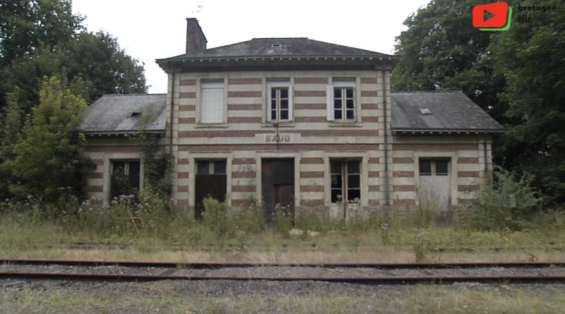 Baud | La Gare Fantôme - Bretagne Télé