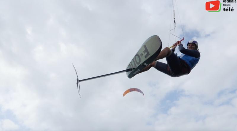 La Grande-Motte | Engie Kite Tour airport - Occitanie Bretagne Télé