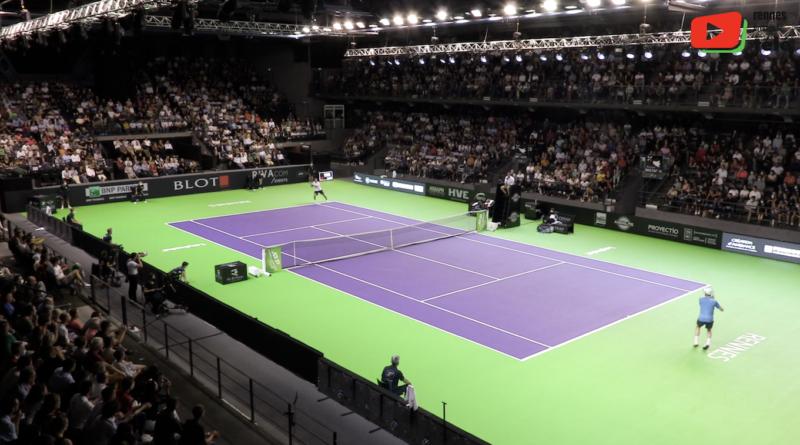 Rennes | Tennis Open en centre ville - Rennes Bretagne Télé