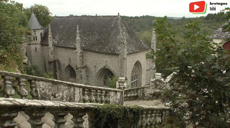 Le Faouët | La Chapelle Sainte-Barbe - Bretagne Télé