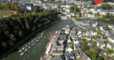 Auray | Morbihan Paddle Trophy SNSM - Bretagne Télé