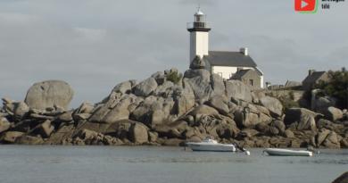 Brignogan-Plages | Le phare de Pontusval - Bretagne Télé