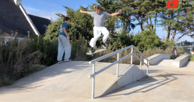 Quiberon | Les intermittents du Skatepark - TV Quiberon 24/7